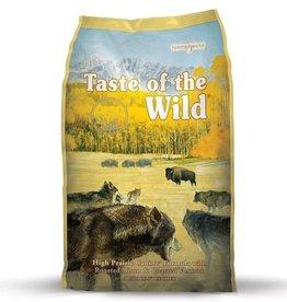 Taste Of The Wild High Prairie Venison & Bison 14lbs