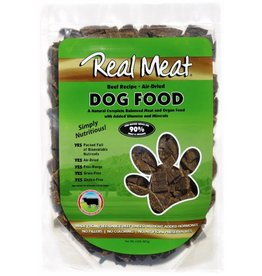 The Real Meat Company Air Dried Dog Food Beef 2 lbs