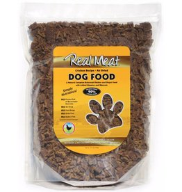 The Real Meat Company Air Dried Dog Food Chicken 2lbs