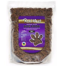The Real Meat Company Air Dried Lamb Dog Food 2 lbs