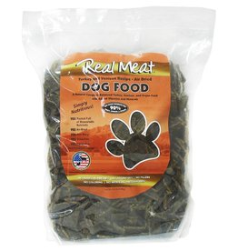 The Real Meat Company Air Dried Dog Food Turkey & Venison 2 lbs