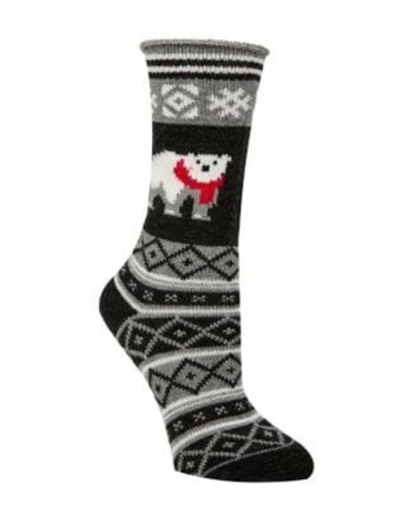 McGregor Socks Women's Wool Polar Bear - HO18
