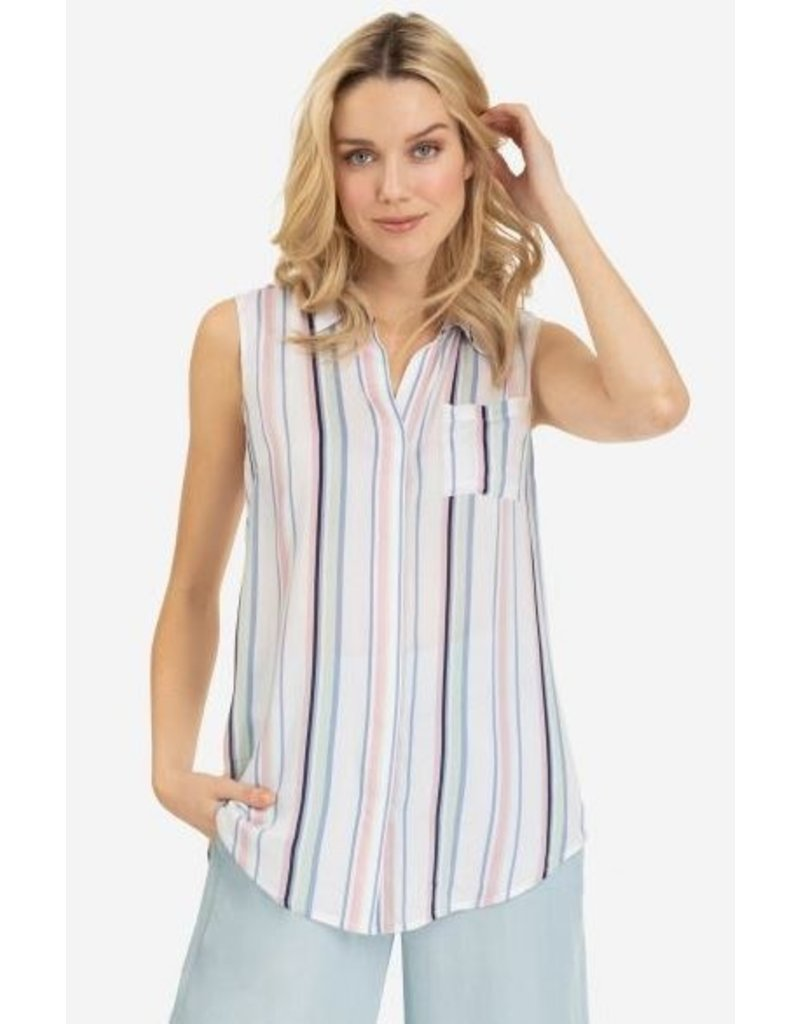 Tribal Women's Sleeveless Shirt  - SP19