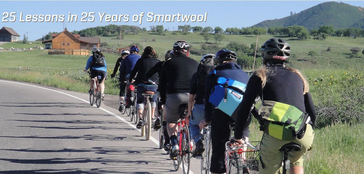 25 Lessons in 25 Years of Smartwool