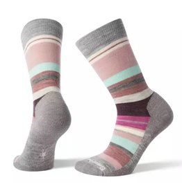 Smartwool Women's Saturnsphere Light Gray Mint- Medium - 19AF