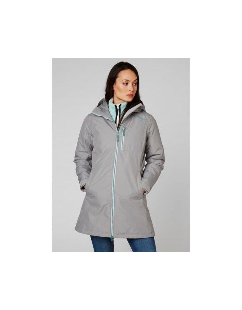 Helly Hansen Women's Long Belfast Winter Jacket - 91af