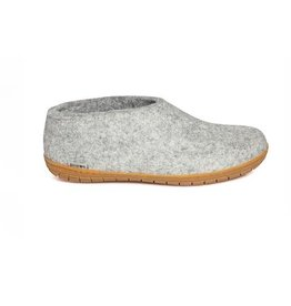 Glerups Glerups Slipper -Shoe Style - Rubber Sole