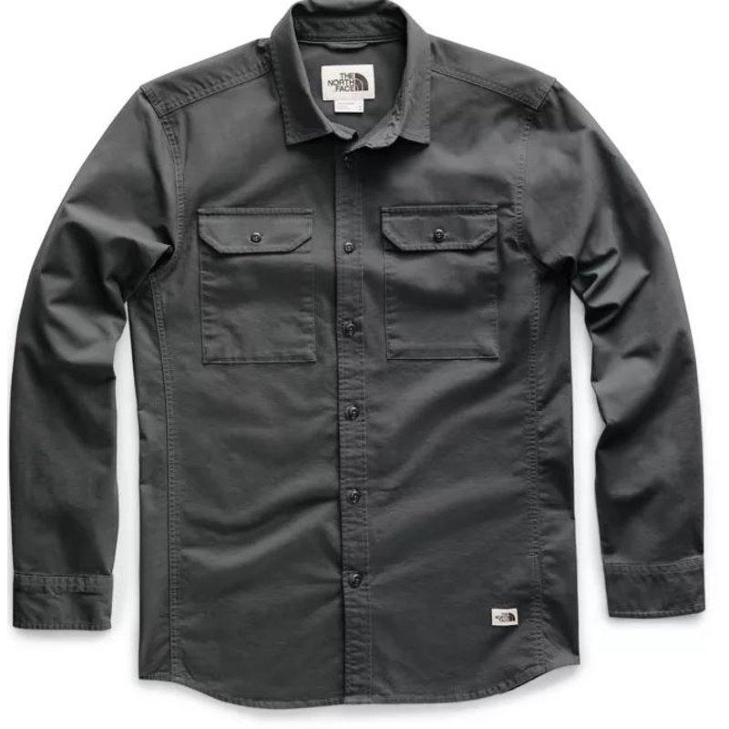 The North Face Men's LS BTTLMNT Shirt- 91af