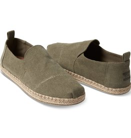 TOMS Men's Decon Alpargata Rope - SP19