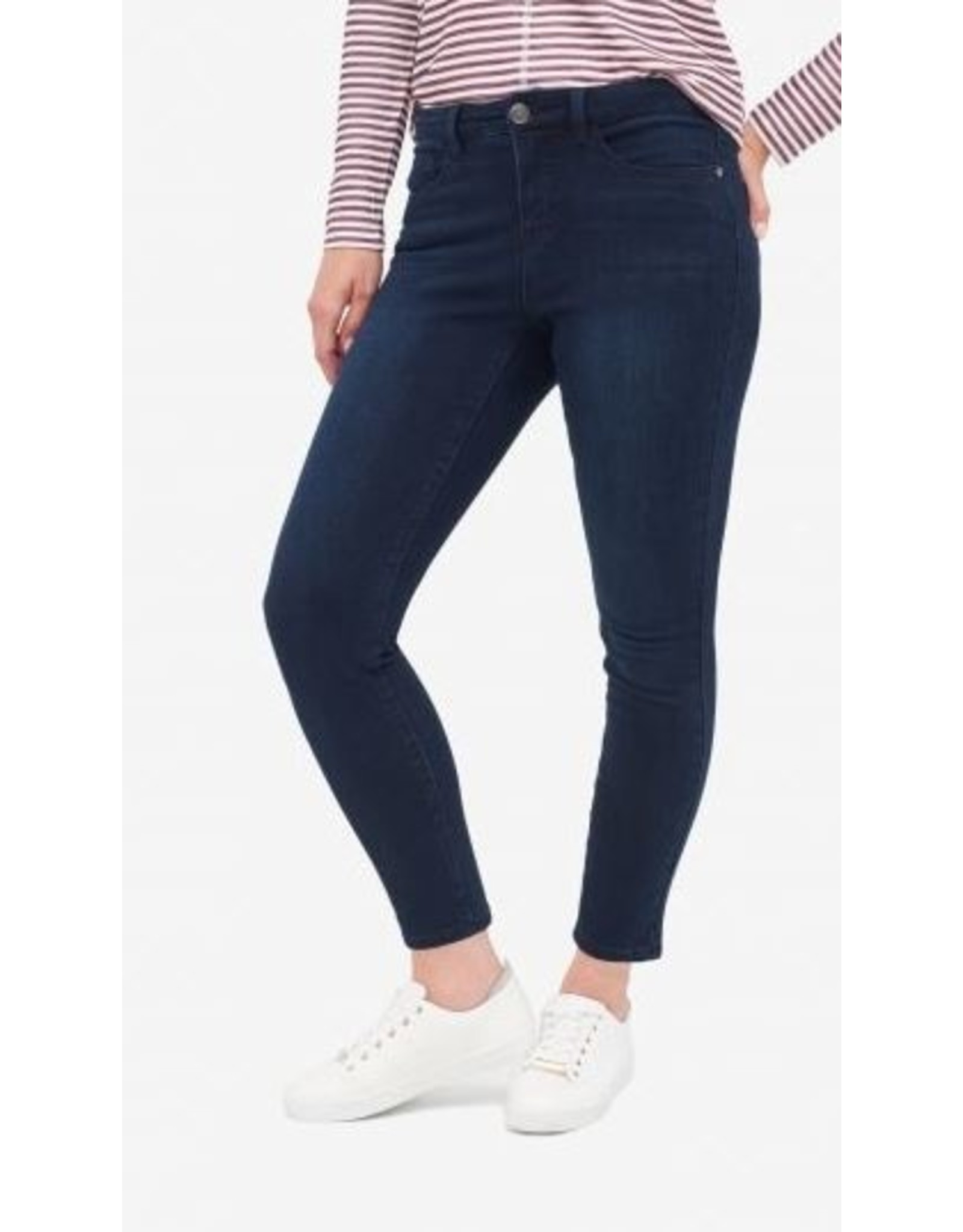 Tribal Bi Stretch Denim Jegging - 91af