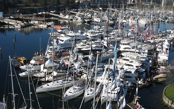 Vancouver's Boat Show is Back