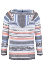 Tribal L/S Sweater Hoodie - 20ps