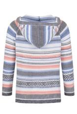 Tribal L/S Sweater Hoodie
