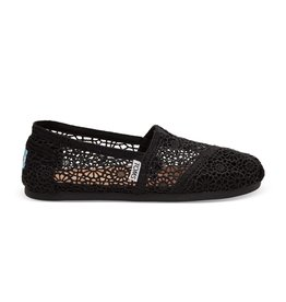 TOMS Women's Moroccan Crochet - 20ps