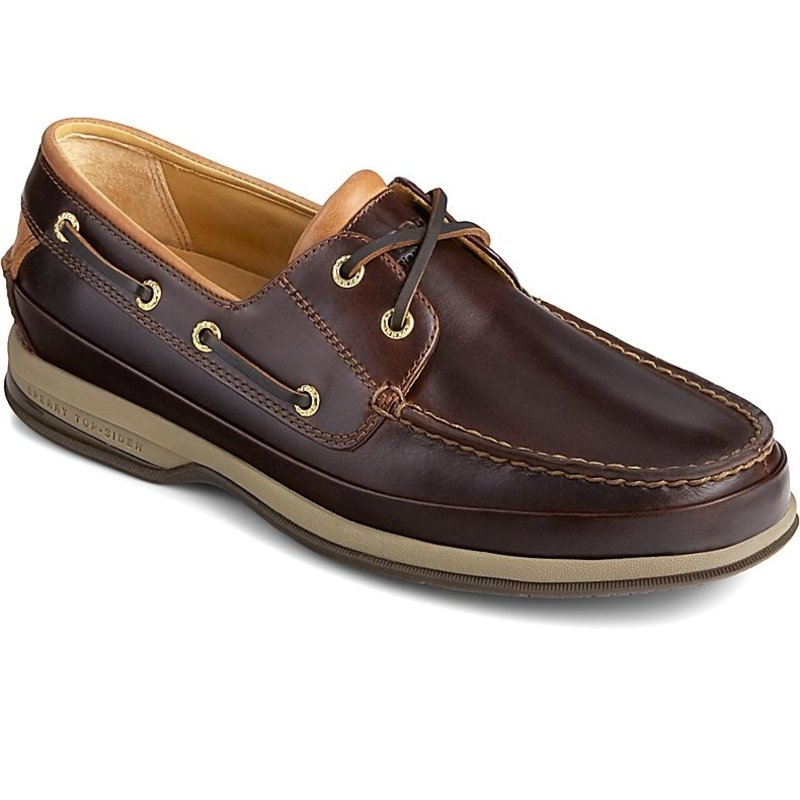 Sperry Top Siders Men's Gold Cup ASV Amaretto