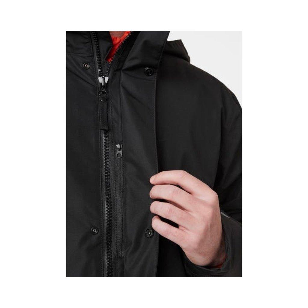 Helly Hansen Men's Dubliner Insulated Long Jacket