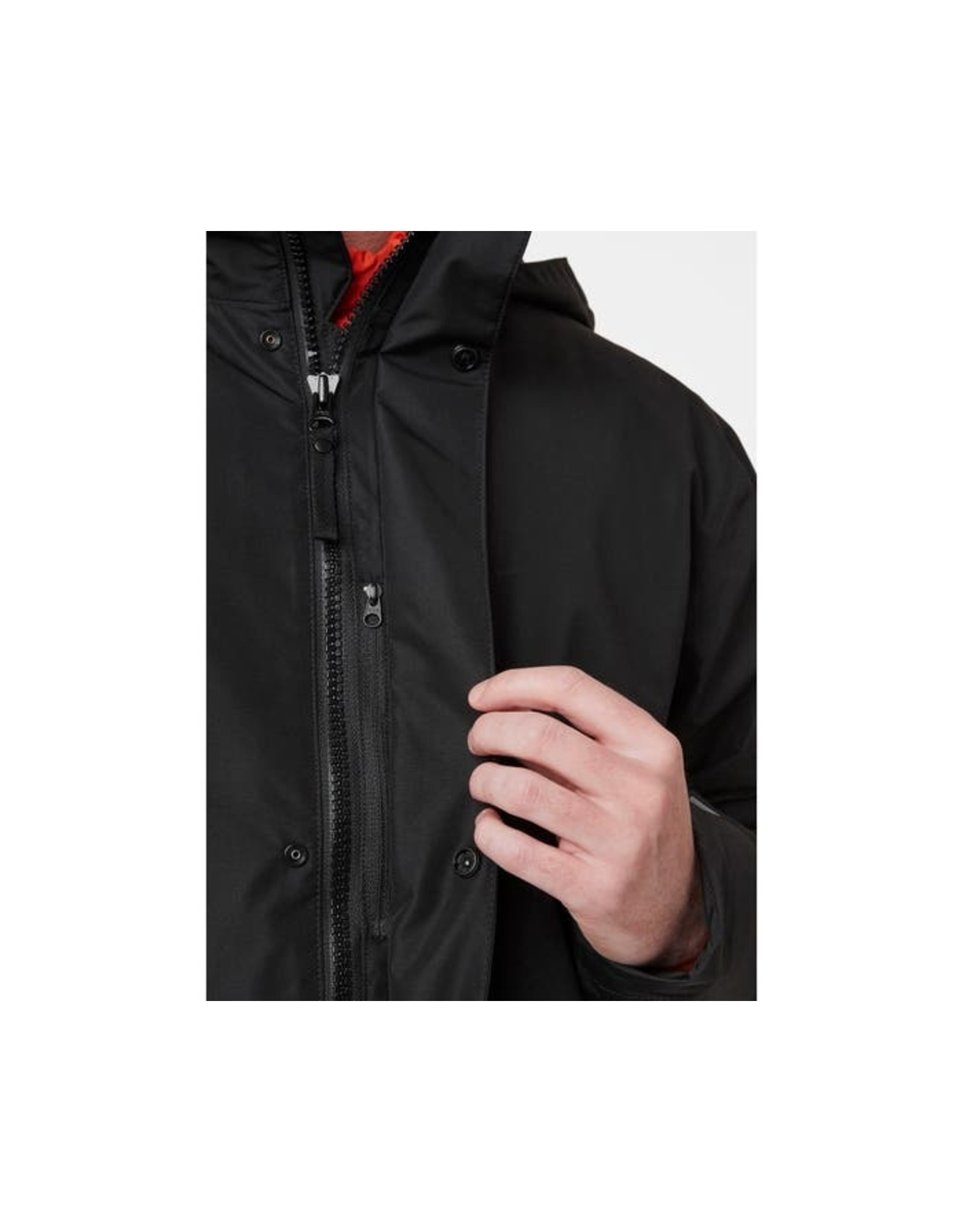 Helly Hansen Men's Dubliner Insulated Long Jacket