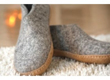 Glerup Slippers