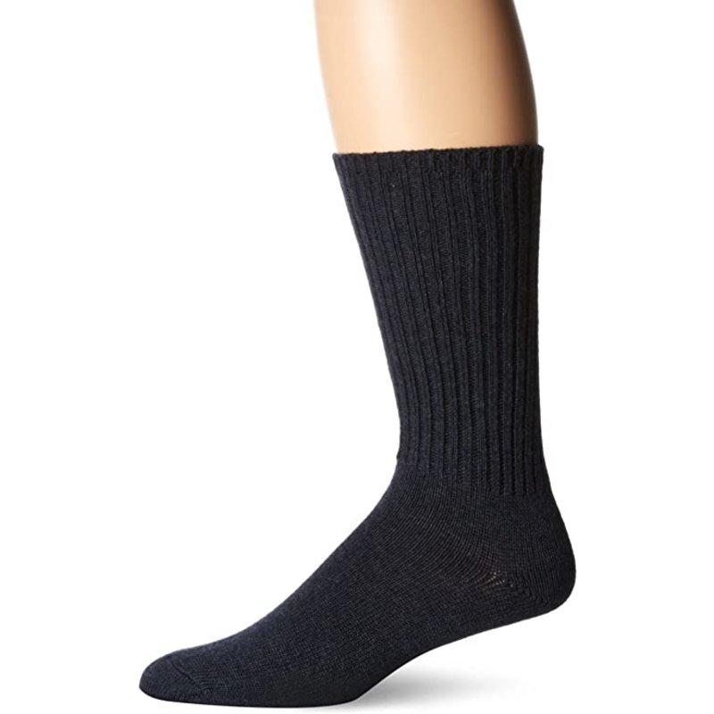 McGregor Socks Men's Weekender Cotton Sock -  Denim Heather
