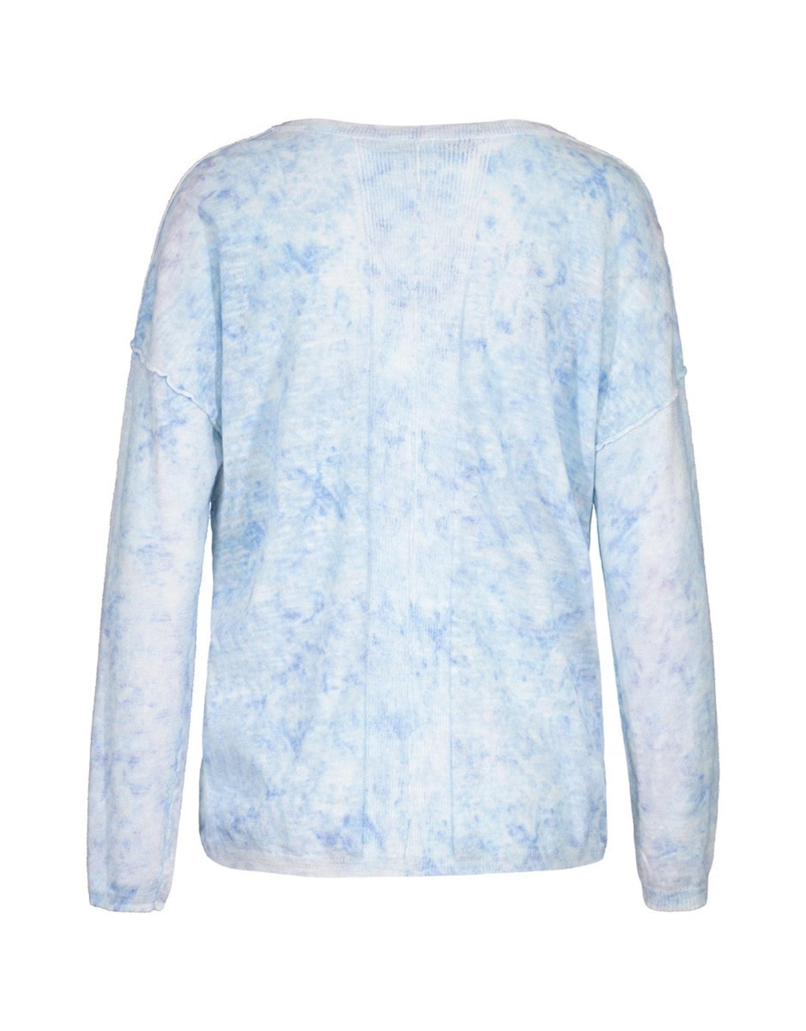 Tribal L/S V Neck Sweater
