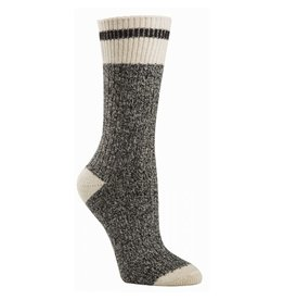McGregor Socks Men's Weekender Wool Work Sock -  Black