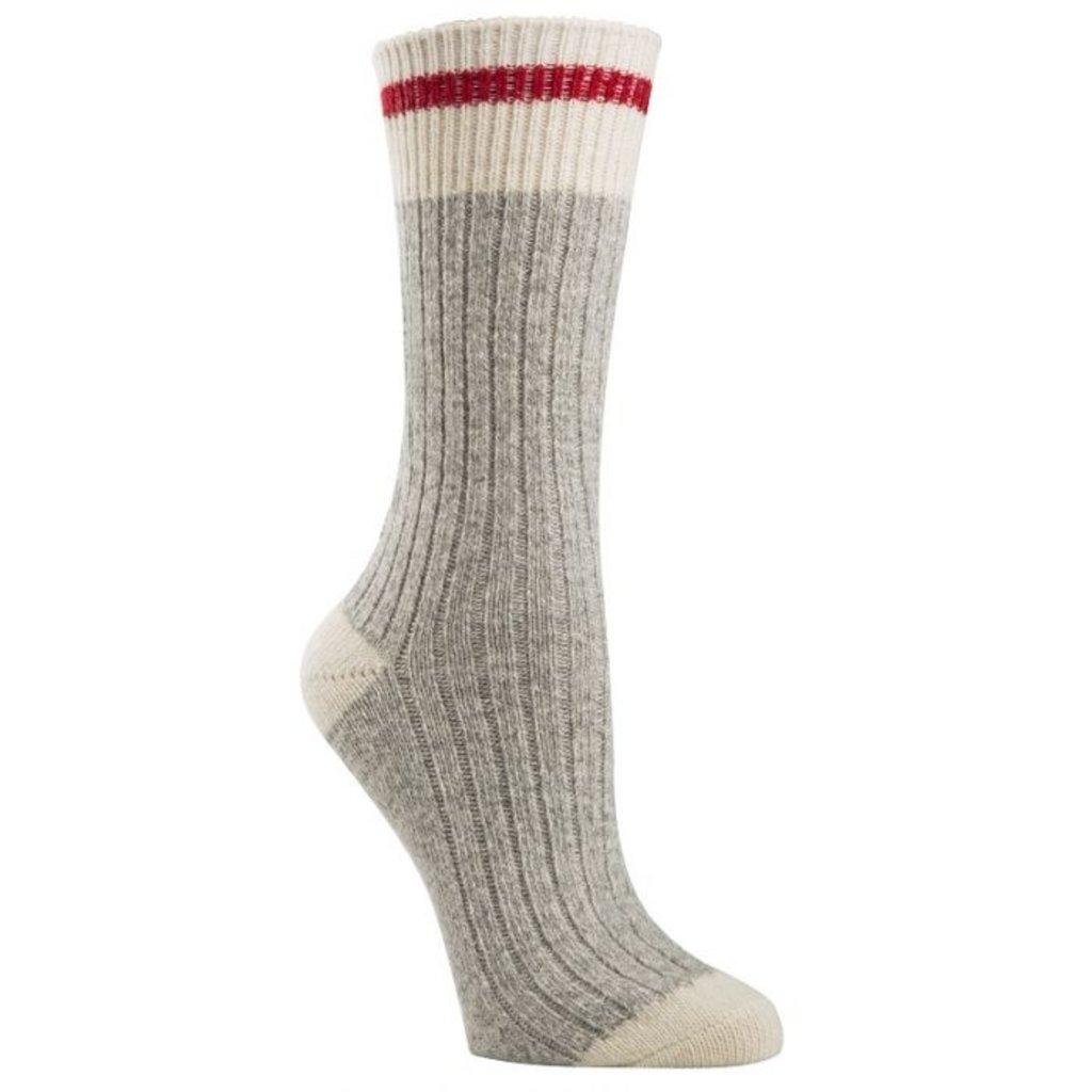McGregor Socks Men's Weekender Wool Work Sock -  Heather Grey