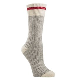 McGregor Socks Men's Weekender Wool Work Sock -  Heather Grey