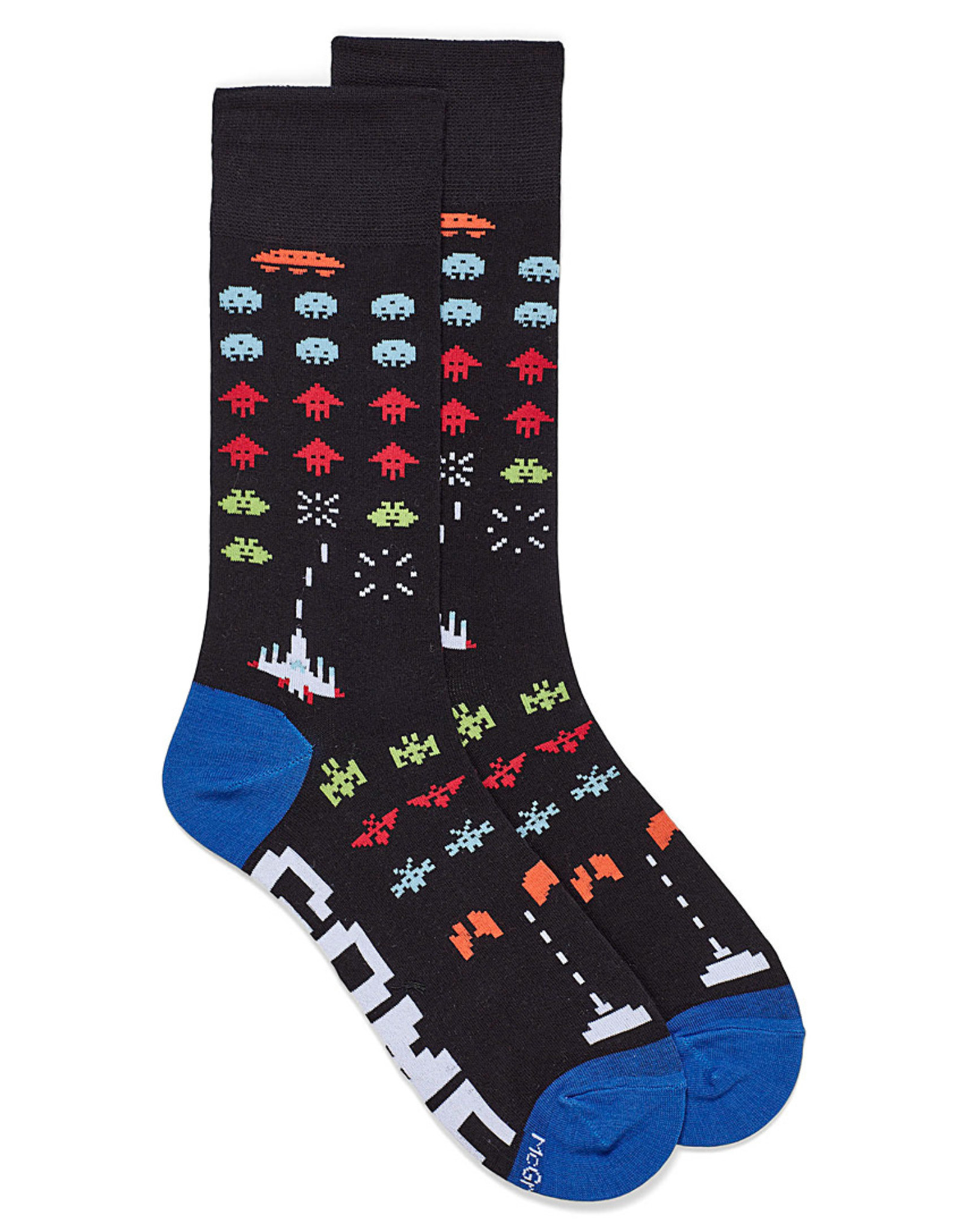 McGregor Socks Men's Space Invaders
