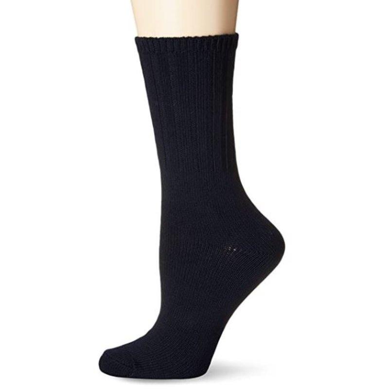 McGregor Socks Women's Weekender Cotton Sock - Navy