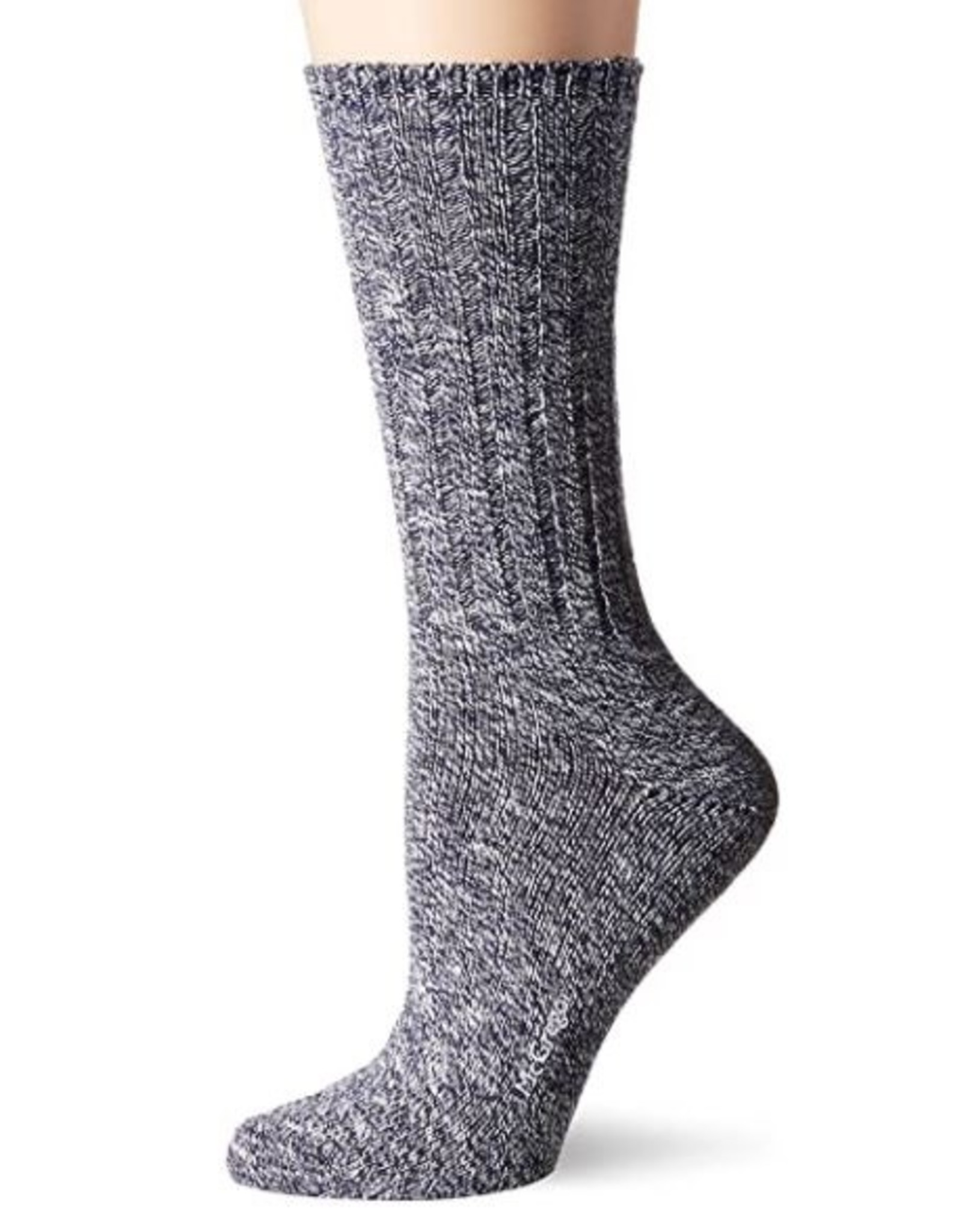 McGregor Socks Women's Weekender Cotton Sock - Navy Mix