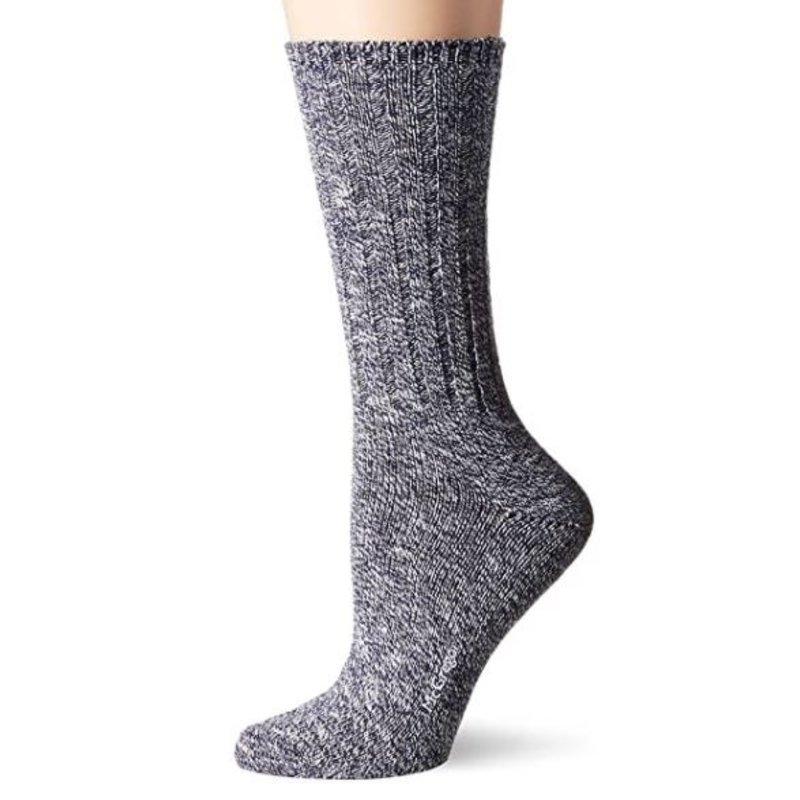 McGregor Socks Women's Weekender Cotton Sock - Navy Mix