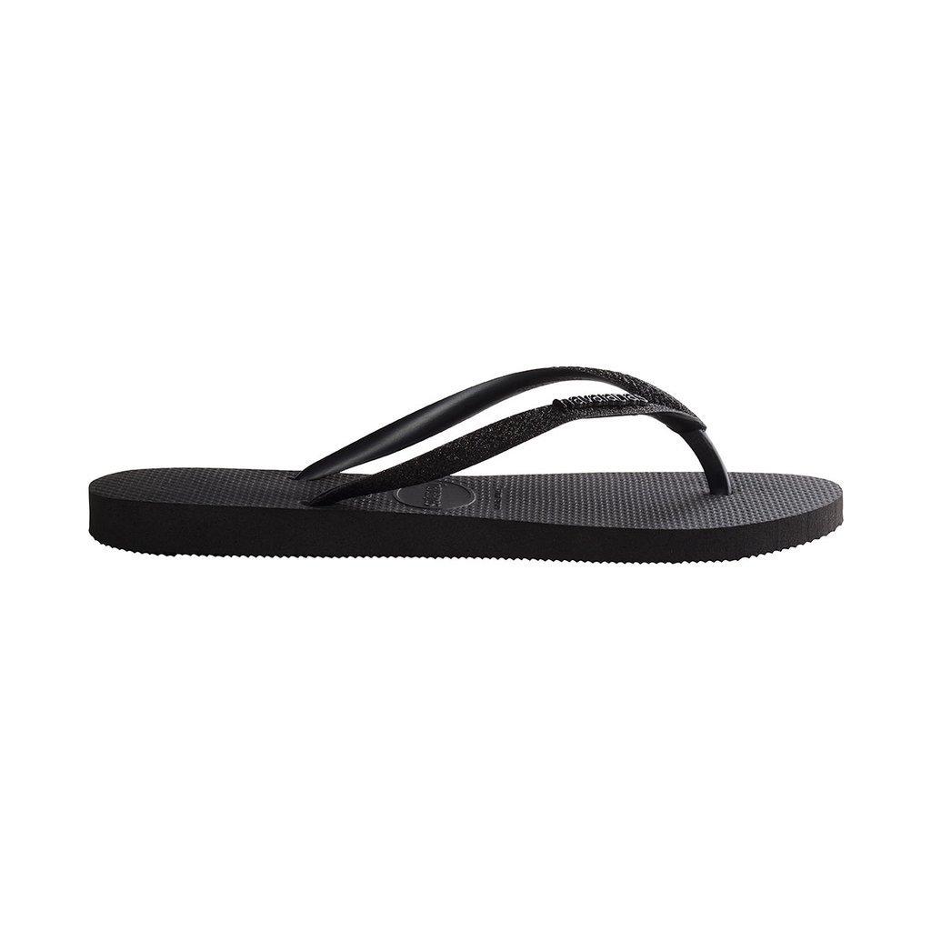 Havaianas Women's Slim Glitter  Sandal
