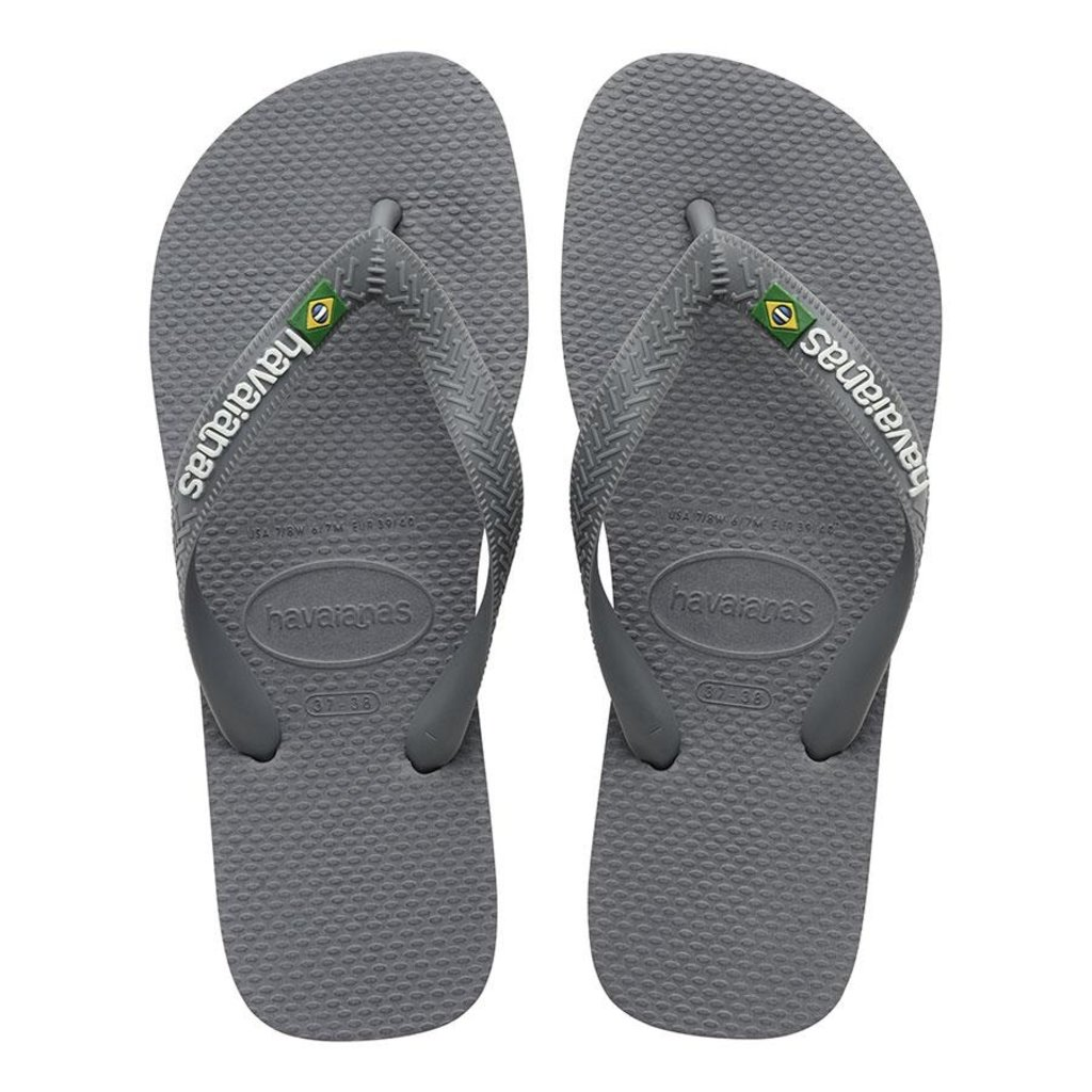 Havaianas Men's Brazil Logo Sandal