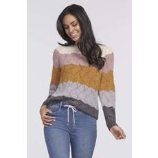 Tribal L/S Crew Neck Sweater