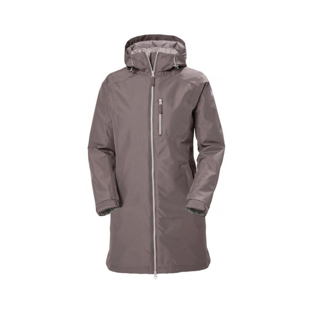 Helly Hansen Women's Long Belfast Winter Jacket