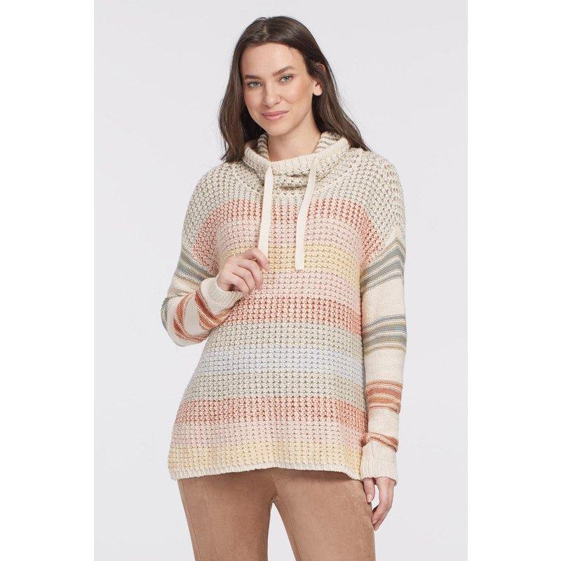 Tribal Women's L/S Drop Shld Sweater