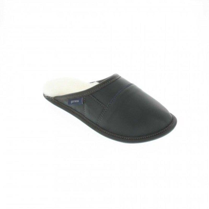 Garneau Men's Leather Slip On Garneau Slipper - More Colours Available