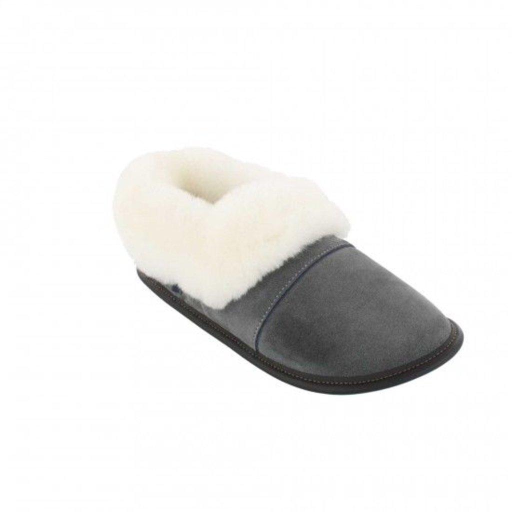 Garneau Men's Low Cut Suede Slippers - More Colours Available