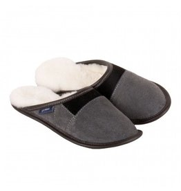Garneau Men's Slip On Suede Slippers - More Colours Available