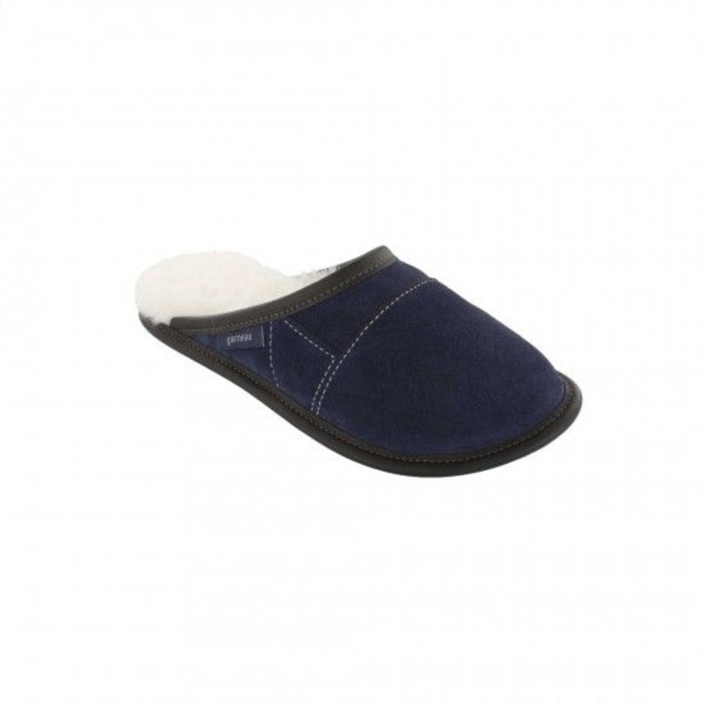 Garneau Women's Ladies Suede Slip On Slippers - More Colours Available