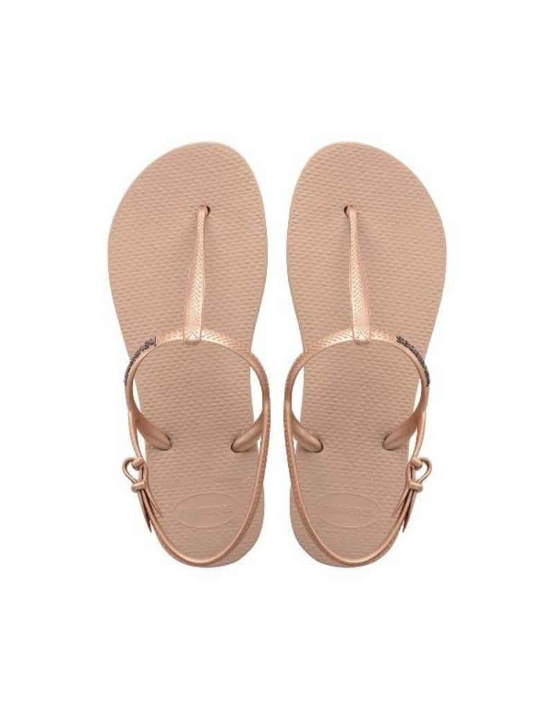 d7352835f24e Havaianas Women s Freedom Rose Gold size XL - Red Sky Clothing and Footwear