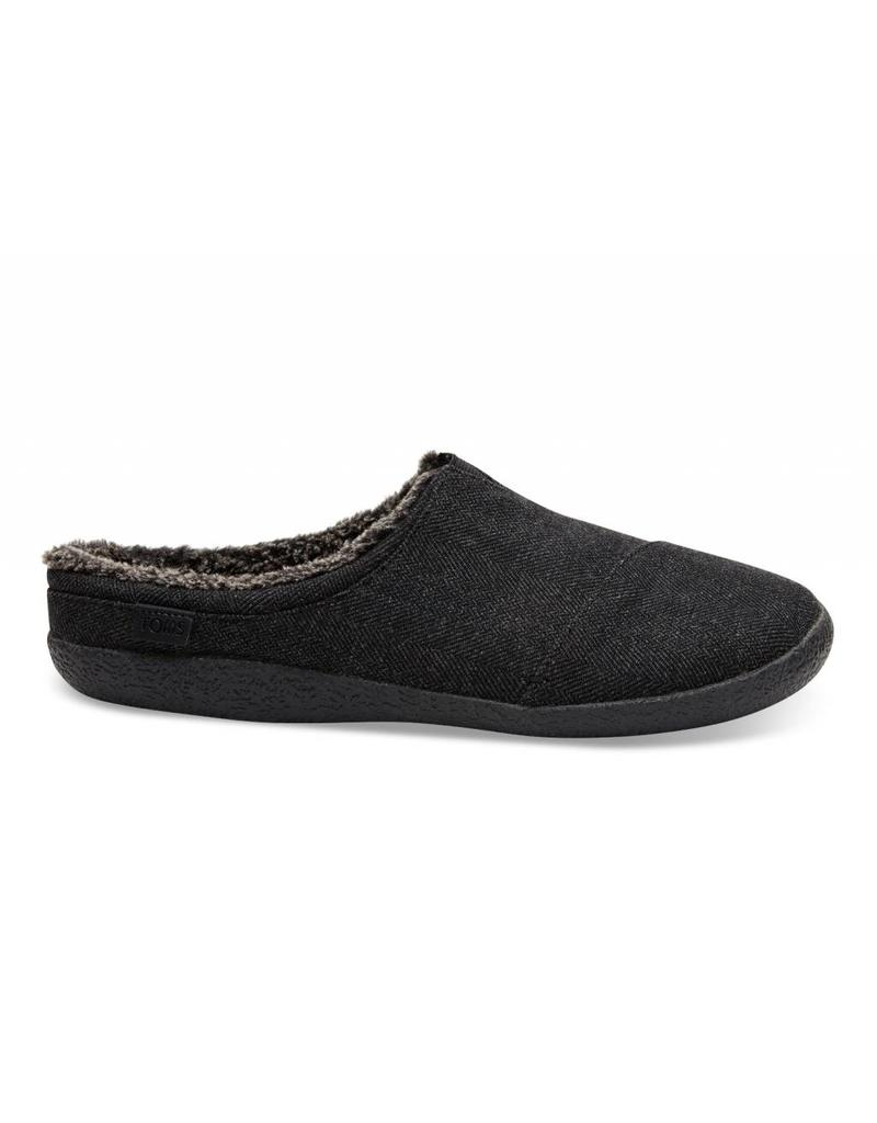 TOMS Men's Woolen Slipper - FA17