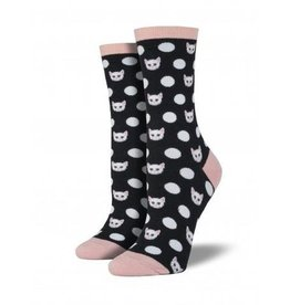 Socksmith Women's Meow-Ka Dot - SP18