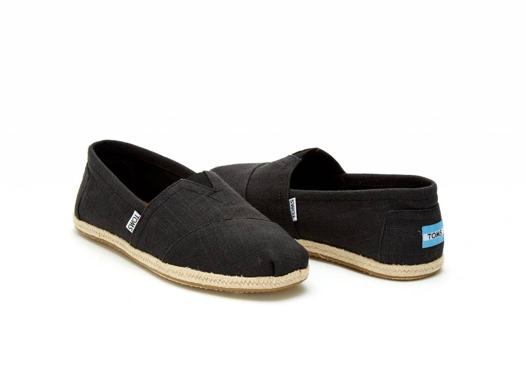7f5c5dcaa94 TOMS Men s Rope Sole Classic - Red Sky Clothing and Footwear