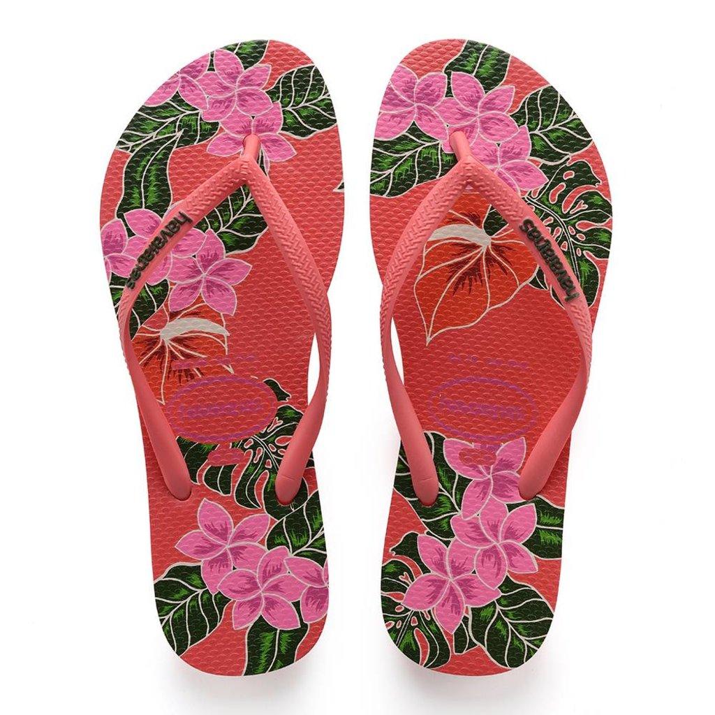Havaianas Women's Slim Floral - SP18