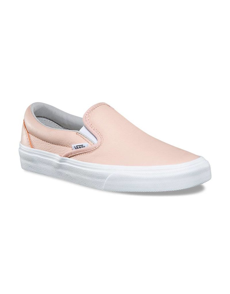 7d61957b67a5 Vans Women s Classic Slip On - Red Sky Clothing and Footwear