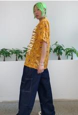 STAN RAY WIDE LEG PAINTER PANT - DENIM