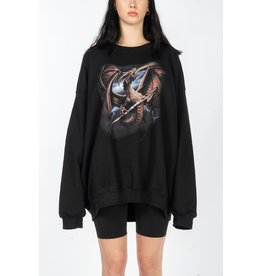 New Girl Order NEW GIRL ORDER MYSTIC DRAGON SPECKLE SWEAT