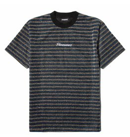 Pleasures Pleasures Disturbed Glitter Stripe Shirt