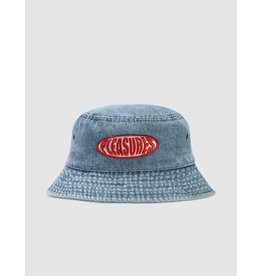 Pleasures Pleasures Bubble Logo Bucket Hat